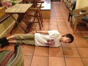 東京高円寺にて。横不動×SmileEarth
